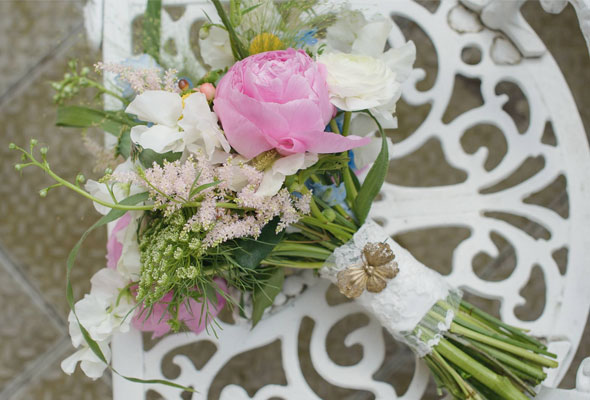 Wedding Flowers by Rosemary